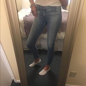 Sexy Seven for All Mankind Jeans Skinny ankle 27